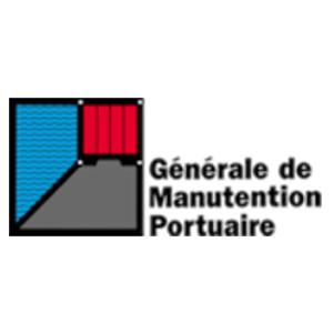 Logo Générale de Manutention Portuaire