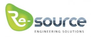 logo re-source engineering